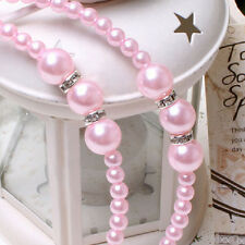 Fashion Pearl Rhinestones Headbands Princess Headwear Girls Decorations CCCC