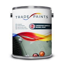 Landrover Vehicle Paint 2.5Ltr-5Ltr Cans - All Colours