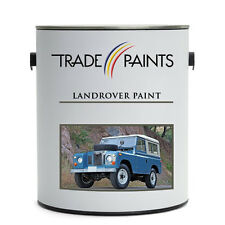 Landrover Vehicle Paint Kit - All Colours - Primer | Topcoat | Thinner