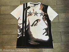 JUST CAVALLI Mens T-Shirt Short Sleeve New Collection S01GC0233 - New With Tags