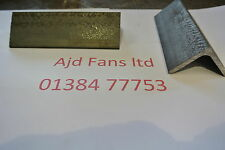 Mild Steel Angle Iron, Cut to any size 40mm x 40mm x 5mm