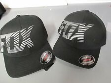 Fox Racing Broken Sky Flex fit hat cap Black Grey L/XL 15589-001 in stock