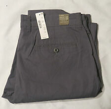 NWT J.Crew Men's Lightweight Chino Pants, Urban Slim Fit Dusted Blue