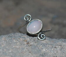 Handmade Natural Ethiopian Welo Opal 925 Sterling Silver Wholesale Ring Jewelry