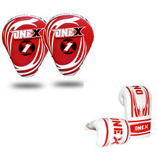 Gloves MMA Jab Hook Punch Boxing Focus Training Smarties Target Pad Kids Boxing