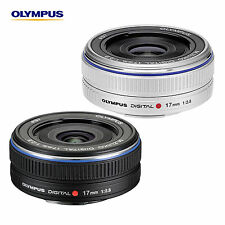 Olympus M.Zuiko 17mm f/2.8 Micro 4/3 Pen ED Lens  - Black,Silver [Genuine box]