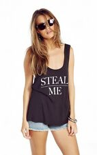 NWT Wildfox Couture - Gypsy Game Roadtrip Tank (Vintage Lace or Vintage Black)