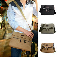 Men's Briefcase Business Crossbody Messenger Shoulder Bag Satchel Handbag New 61