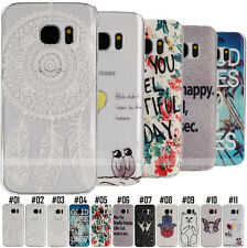 Colorful Silicone Case For Samsung Galaxy Soft TPU GEI Shell Protective Cover