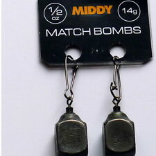 Middy Square Shaped Match Bombs
