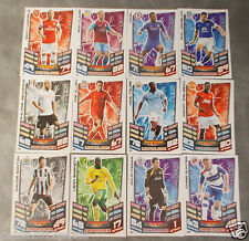 Topps Match Attax Football Premier League 2012-2013 Trading Cards (Base Cards)