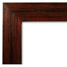 Arkansas Cherry Maroon  Picture Poster Photo FRAME  Wood Composite13 in WIDE