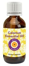 Pure Calamus Essential Oil (Acorus calamus) 100% Natural Therapeutic Grade