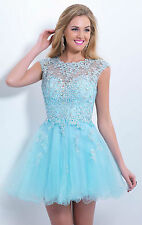 Short Mini Cocktail Party Evening Bridesmaid Formal Prom Dresses 6 8 10 12 14 16