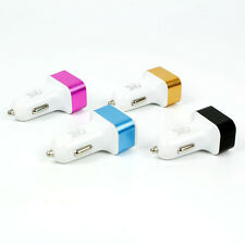 NEW Universal Car Charger Mini USB 3 Ports Adapter Fit Apple iPhone/Android
