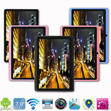 "7.0"" Google Android 4.4 Quad Core Tablet PC 8GB Dual Camera WiFi Bluetooth Touch"