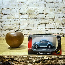 Oxford Diecast 76VWB002 Blue VW Beetle - 1:76 - new Rare 711ND