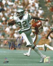 "Mike Quick Philadelphia Eagles Autographed Signed 8"" x 10"" Photo JSA PSA Pass"
