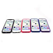 For Apple iPhone 5C TPU Case Cover Skins + LCD Screen Protector Film