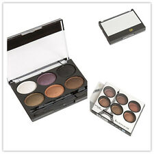 6 Color Eye Shadow Palette Cosmetics Smoky Eyeshadow Professional Makeup Hotsale