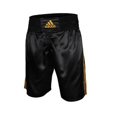 New adidas Boxing SATIN Shorts Trunks Flex Shorts Muay thai Kickboxing Pants XL