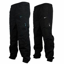 Nike AD Tech Woven Black mens Jogging Pant Tracksuit Bottoms Track Pants Cuffed