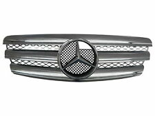 W211 2002-2006 Pre-Facelif GRILLE/GRILL 3FIN CHROME for Mercedes-Benz