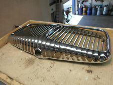 Daimler Sovereign Series 2 and 3 Chrome Front Grill. Excellent. Straight.