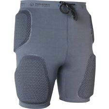 Forcefield Action Shorts With Sport Armor Motocross Gear
