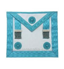 Masonic Regalia Craft Master Mason Apron Real Leather mm apron
