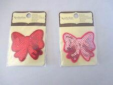 Recollections Signature Adhesive Sequin Embellishment Bow