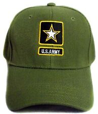 US Army Military Baseball Caps Hats Embroidered  (7506A64^)