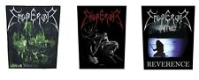 # EMPEROR - ANTHEMS / RIDER / REVERENCE - OFFICIAL SEW-ON BACKPATCH patch