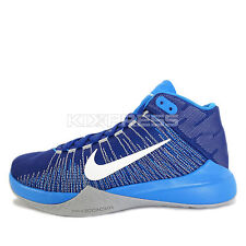 Nike Zoom Ascention EP [856575-400] Basketball Deep Royal Blue/White-Photo Blue