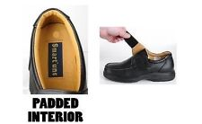 NEW MENS LIGHT  COMFORTABLE WALKING SHOE LACE VELCRO SLIP ON FREE POST 2ND PAIR