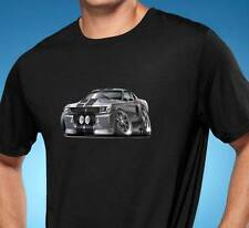 1967 Eleanor Ford Mustang Muscle Car Tshirt NEW FREE SHIPPING