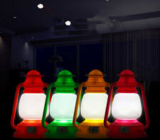 Lamp Decoration Vintage lamp Night Light Night Gift New LED Color Changing Xmas
