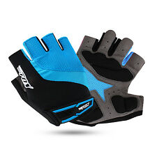 Hot 2016 Women Men Cycling Gloves Shock-absorbing GEL Pad Bike Sport Half Finger