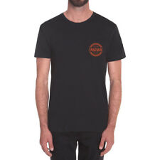 Volcom Message Basic Mens T-shirt - Black All Sizes