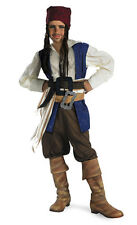 Boys Captain Jack Sparrow Pirate Costume