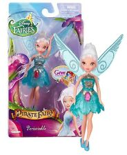 "DISNEY FAIRIES: PIRATE FAIRY GEM COLLECTION PERIWINKLE 4.5"" DOLL NEW IN PACKAGE"