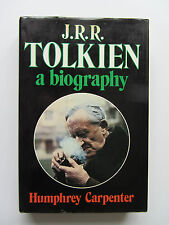 J.R.R.Tolkien: A Biography by Humphrey Carpenter (Hardback, 1977 3rd Impression)