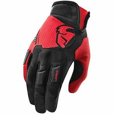 NEW THOR MX MENS ADULT ATV RIDING RACING FLOW RED GLOVES MOTOCROSS SX GLOVE