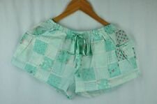E et D 8203682 cotton sleepwear pajamas shorts pants size 10 12 14