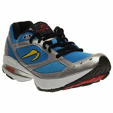 Newton Running Men's Sir Isaac S Stability Guidance Trainer Shoes - Blue/Silver