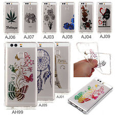 Transparent Clear Crystal Soft TPU Gel Silicone Case Cover Skin Fr Apple iPhone