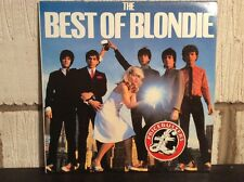 The Best Of Blondie LP Album CDLTV1 Pop 80's Debbie Harry EX