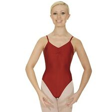 NEW ROCH VALLEY GIRLS/LADIES CAMISOLE/THIN STRAPS LEOTARD ALL SIZES/COLOURS