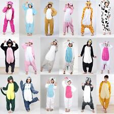 Adult Cosplay unisex Onesie Animal Onesies Kigurumi Pyjamas Sleepwear Dress