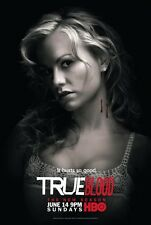 True Blood 8X10 11x17 16x20 24x36 27x40 TV Television Poster Anna Paquin Moyer S